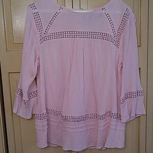 Beautiful pink blouse